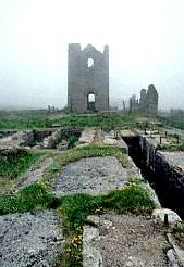 Cornwall abandoned Tin Mines.
